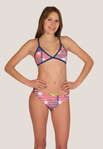 Tieback BOTTOM - West Coast Americana - Alpha Aquatics & Performance