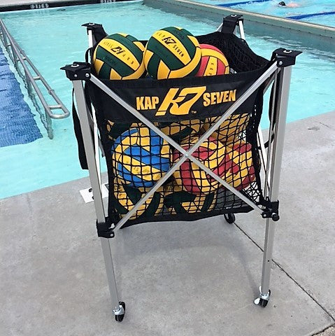 Ball Cart - Alpha Aquatics & Performance