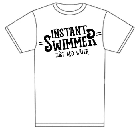 Instant Swimmer V-Neck - Alpha Aquatics & Performance
