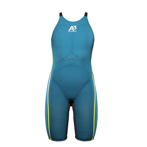 VICI Female Closed Back Technical Racing Swimsuit