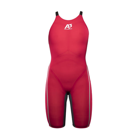 VICI Female Powerback Technical Racing Swimsuit - Alpha Aquatics & Performance