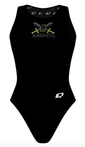 Custom Female Water Polo Suit (Rio Linda) - Alpha Aquatics & Performance
