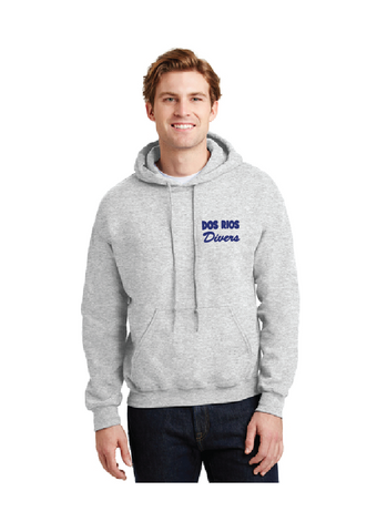 Dos Rios Hooded Sweatshirt - Alpha Aquatics & Performance