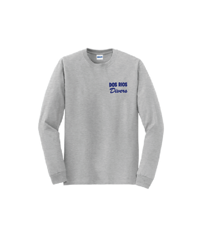 Dos Rios Long Sleeve T-Shirt - Alpha Aquatics & Performance