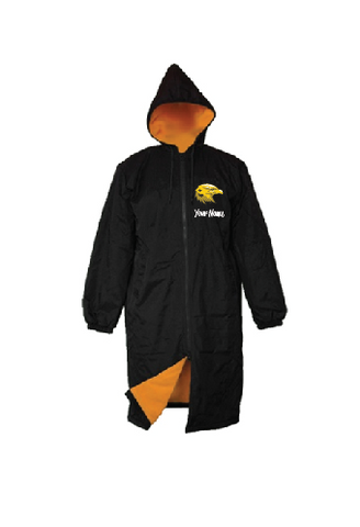 Custom Solid Color Team Parka (Del Oro) - Alpha Aquatics & Performance