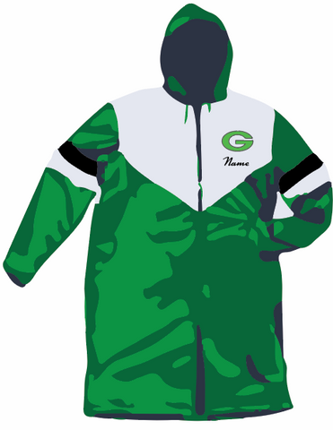 Custom Team Parka (Granite Bay) - Alpha Aquatics & Performance