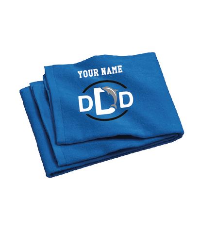 Personalized Team Towel (Dry Diggins)