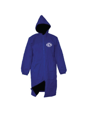 Custom Solid Color Team Parka (Dry Diggins) - Alpha Aquatics & Performance