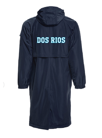 Custom Team Parka (Dos Rios) - Alpha Aquatics & Performance