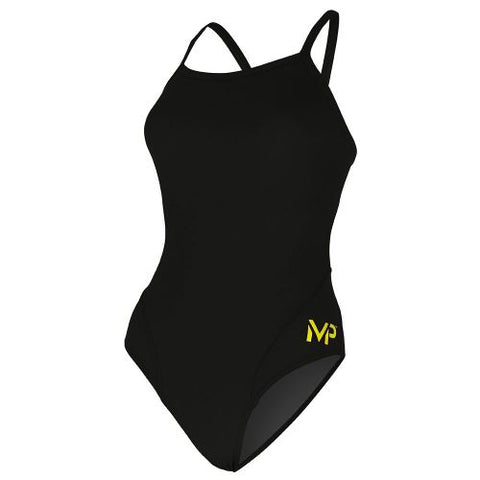 Team Suit Mid Back - Solid - Alpha Aquatics & Performance