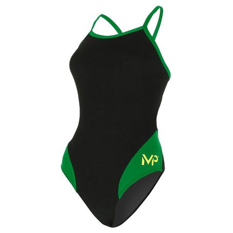 Team Suit Mid Back - Splice - Alpha Aquatics & Performance