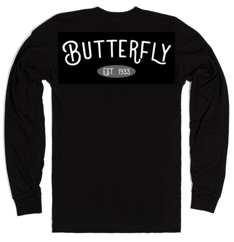 Butterfly Long Sleeve - Alpha Aquatics & Performance