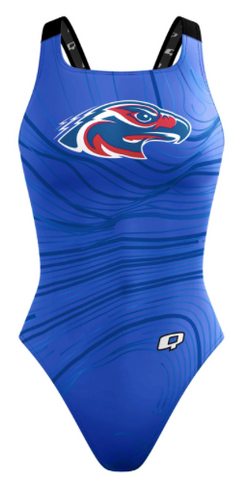 Team Suit - Classic Strap (Christian Brothers) - Alpha Aquatics & Performance