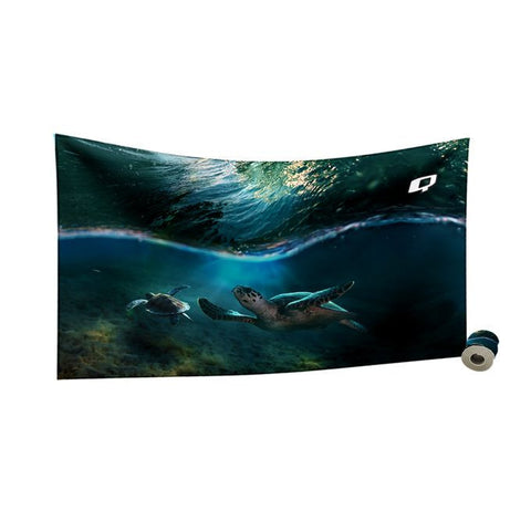 Turtle Cove Towel - Alpha Aquatics & Performance