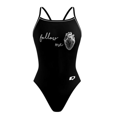 Follow Your Heart Sunback Tank - Alpha Aquatics & Performance