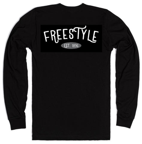 Freestyle Long Sleeve - Alpha Aquatics & Performance