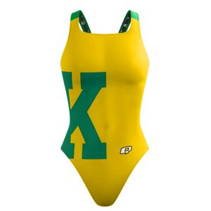 Custom Team Suit - Classic Strap (Kennedy) - Alpha Aquatics & Performance