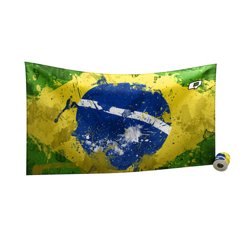 Brazil 2.0 Towel - Alpha Aquatics & Performance