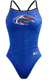 Team Suit - Skinny Strap (Christian Brothers) - Alpha Aquatics & Performance