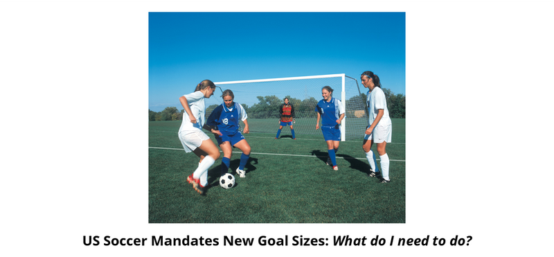 US Soccer Changes Goal Size Changes: What do I need to do?
