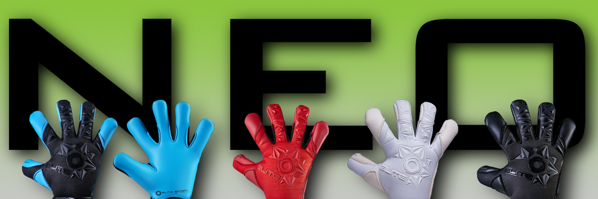 Elite Sport GK Gloves, Neo Goalkeeper Gloves
