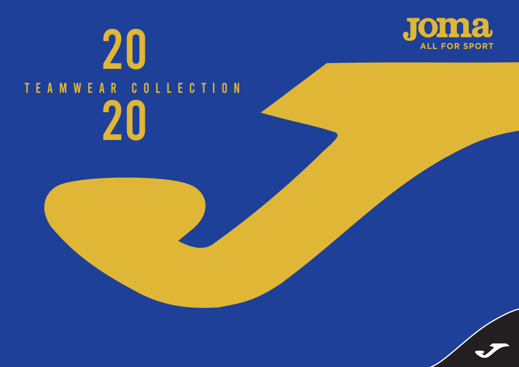JOMA TEAMWEAR 2020 CATALOG