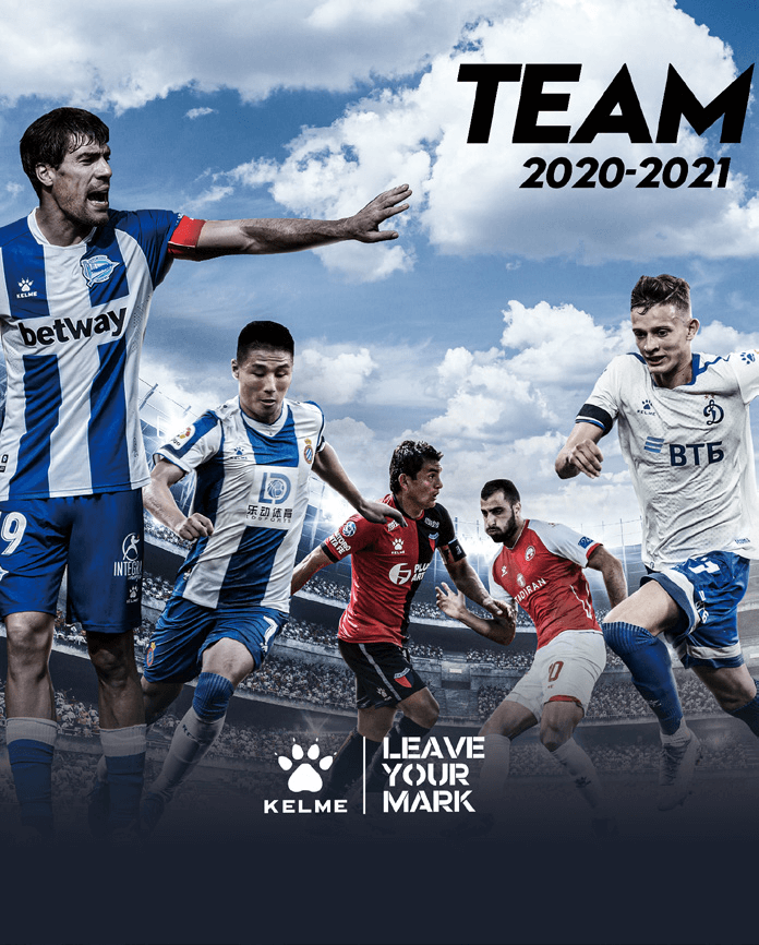 KELME TEAM SOCCER 2020-2021 CATALOG