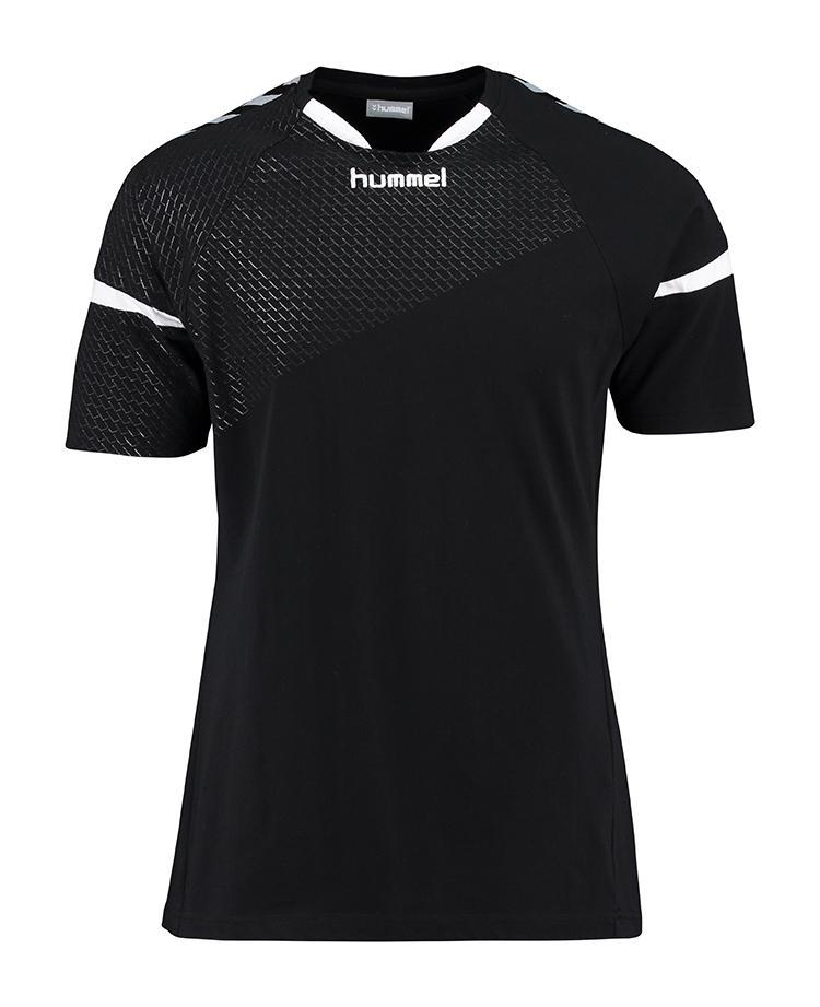 hummel Authentic Charge SS Training Jersey-Soccer Command