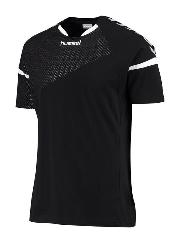 hummel Authentic Charge SS Training Jersey-Apparel-Soccer Source
