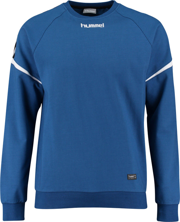 hummel Authentic Charge Cotton Sweatshirt-Apparel-Soccer Source