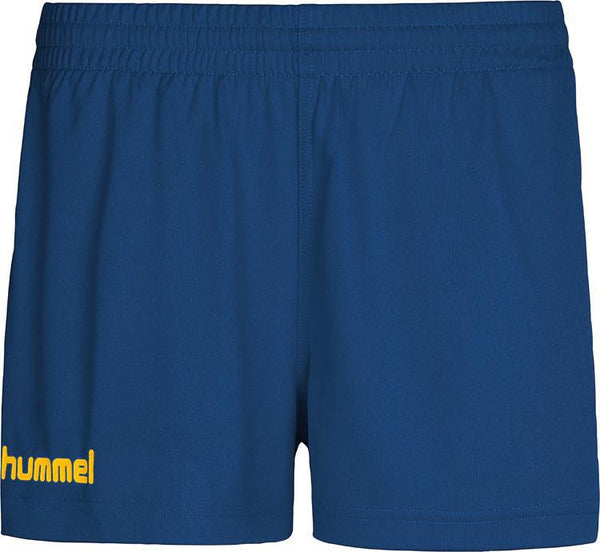 hummel Core Women's Soccer Shorts-Apparel-Soccer Source