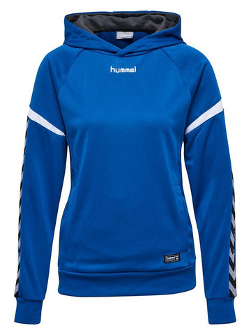 hummel Authentic Charge Poly Hoodie Sweat Top (women's)