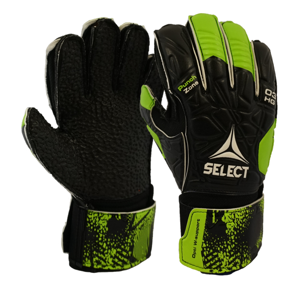 Select 03 Youth Protec HG v20 Goalkeeper Gloves-GK-Soccer Source