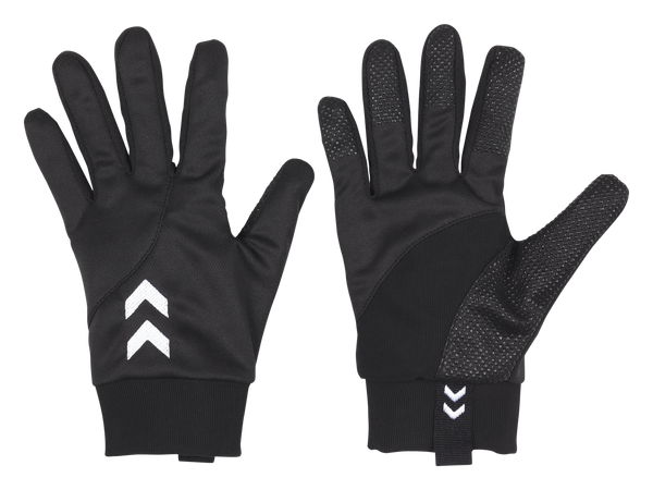 hummel Light Player Gloves-Soccer Command