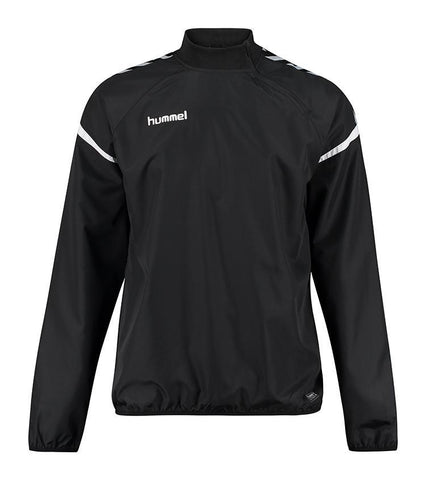 hummel Authentic Charge Windbreaker Jacket-Outerwear-Soccer Source