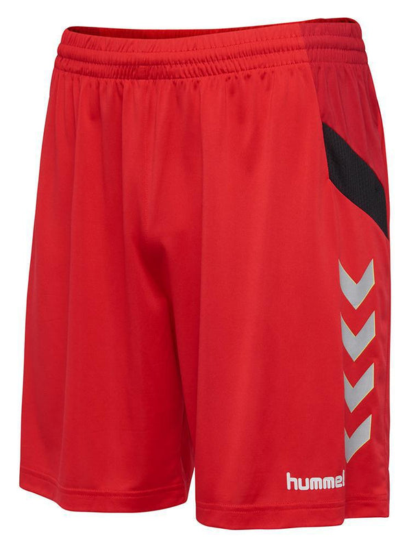 hummel Tech Move Poly Soccer Shorts-Apparel-Soccer Source