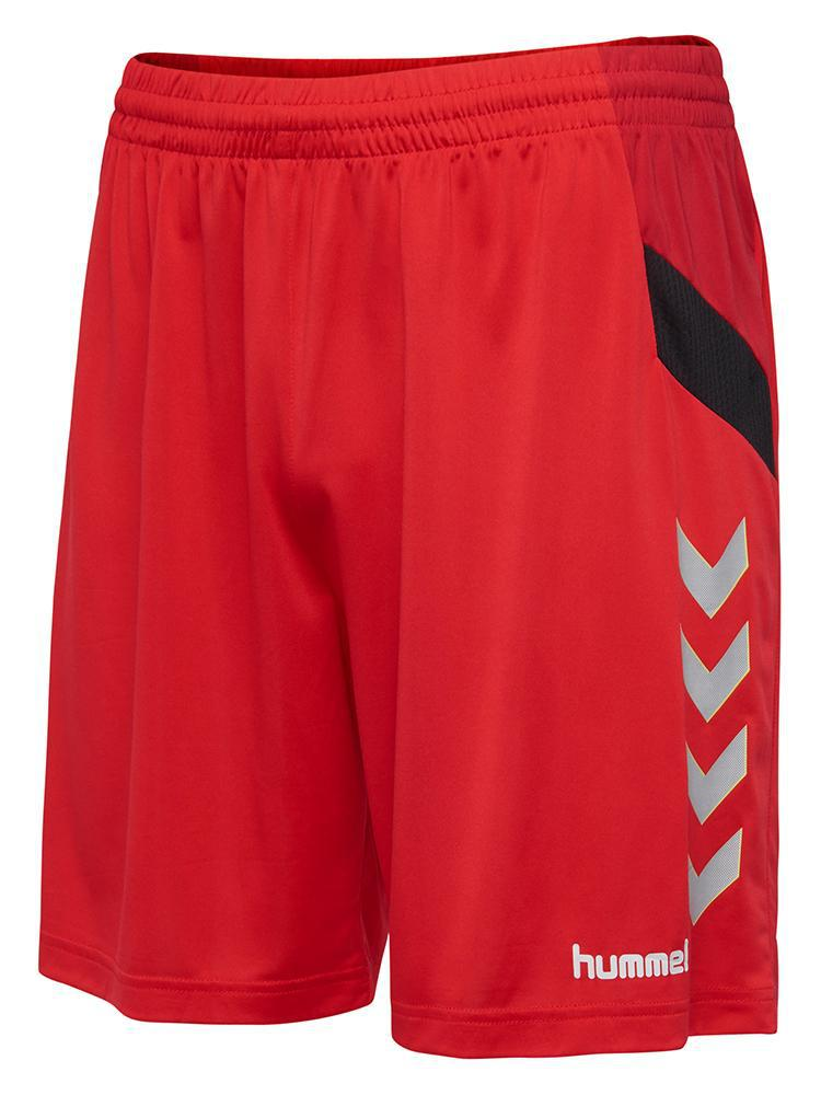 hummel Tech Move Poly Soccer Shorts-Soccer Command