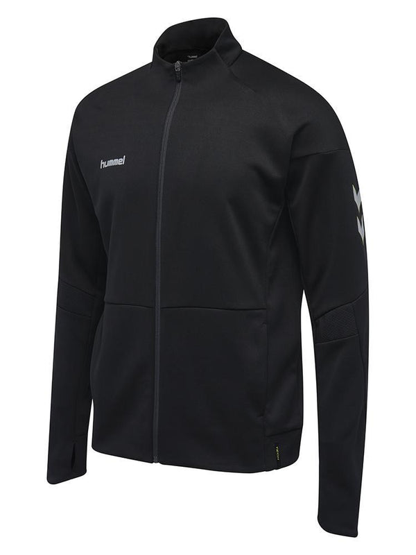 hummel Tech Move Poly Zip Warm Up Jacket-Apparel-Soccer Source