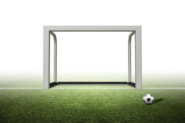 Helogoal 3.9' x 5.9' Soccer Goal with PlayersProtect®-Equipment-Soccer Source