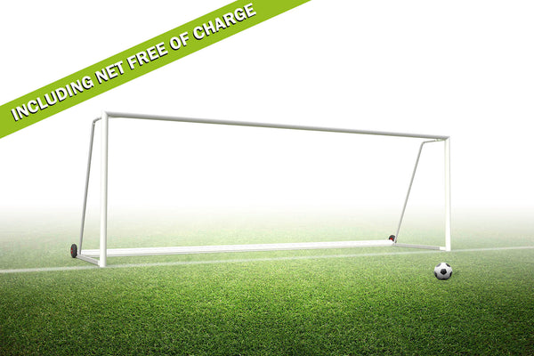 Helogoal 6.5' x 18.5' Safety Soccer Goal-Equipment-Soccer Source