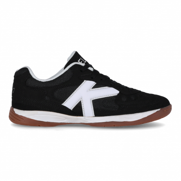 Kelme Indoor Copa Futsal Shoes - Black/White-Soccer Command