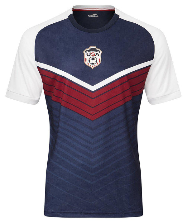 Xara International V4 Soccer Jersey (adult)-Soccer Command