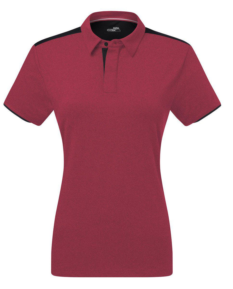 Xara Sorrento Women's Soccer Polo Shirt-Soccer Command