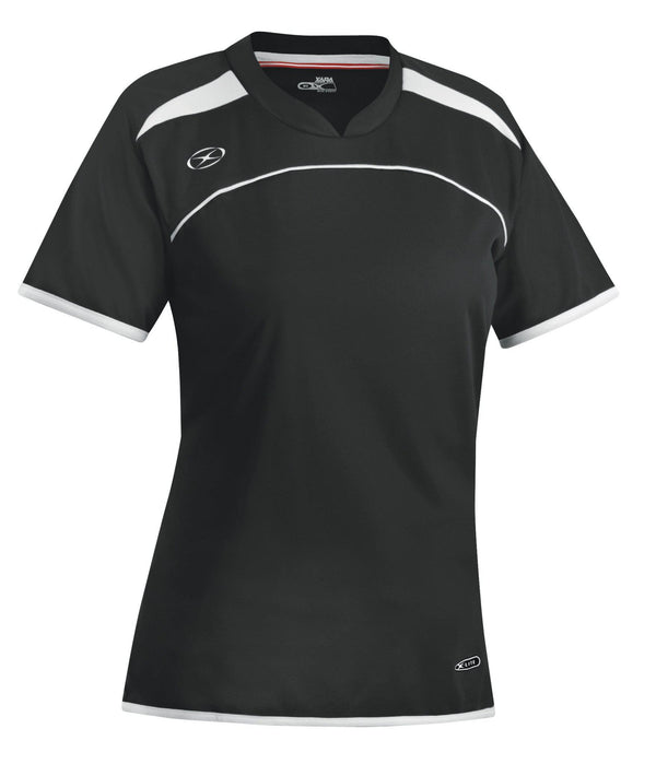 Xara Cardiff Women's Soccer Jersey-Apparel-Soccer Source