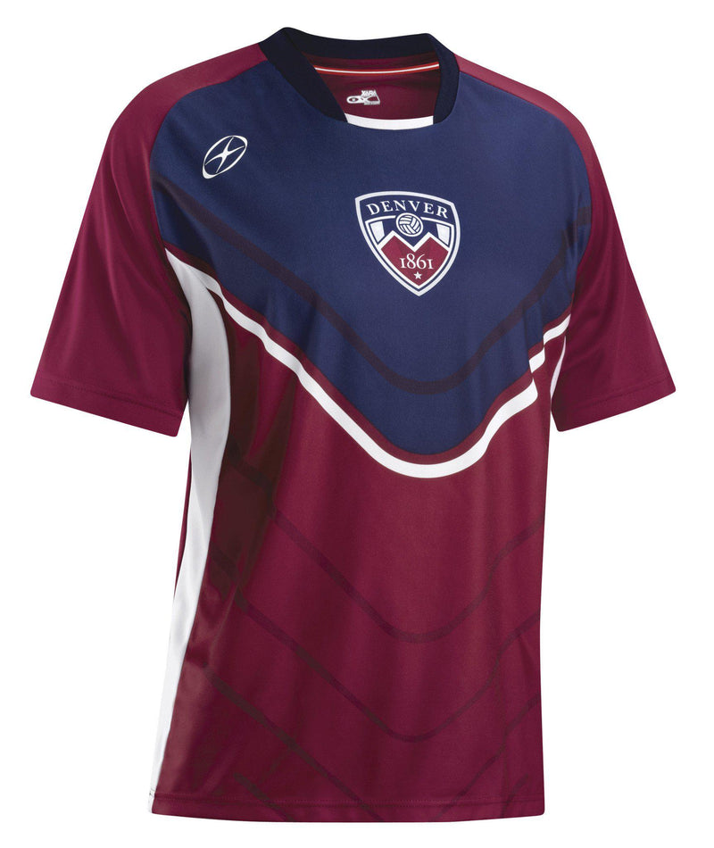 Xara City Series Soccer Jersey (youth)-Soccer Command