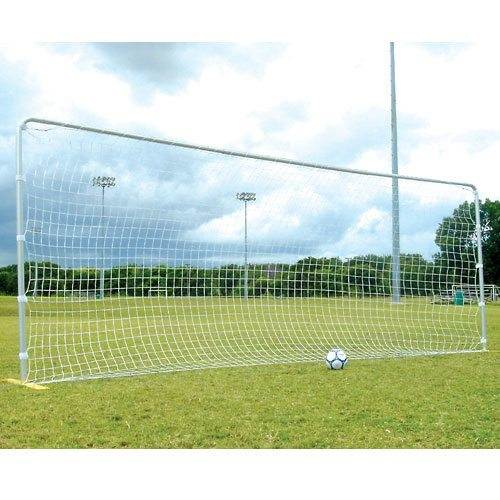 7' x 21' Alumagoal Trainer/Rebounder Soccer Goal-Equipment-Soccer Source