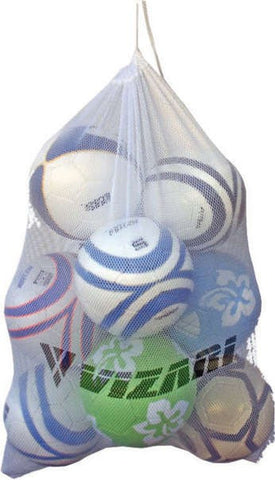 Vizari Heavy Duty Mesh Soccer Ball & Equipment Bag