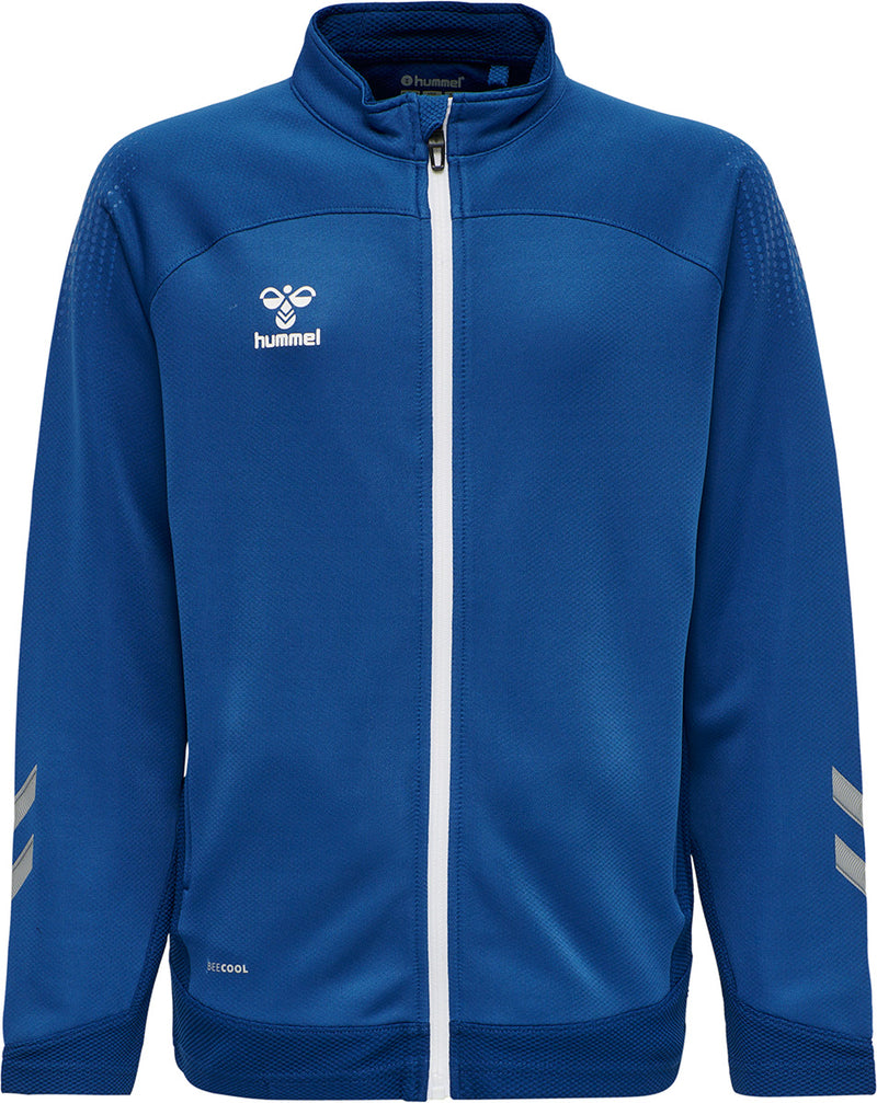 hummel Lead Poly Zip Jacket-Soccer Command