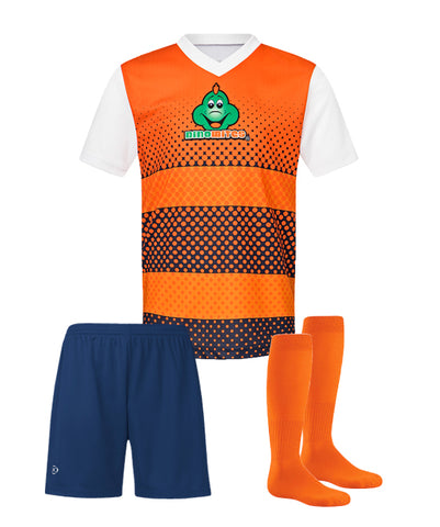 Xara Dinomite Youth Soccer Kit-Kits-Soccer Source