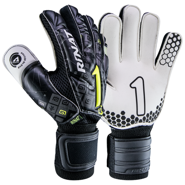 Rinat Asimetrik Etnik OX Spines Goalkeeper Gloves-GK-Soccer Source